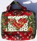 Patchwork - Sac valisette
